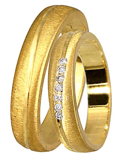 ΒΕΡΕΣ ΓΑΜΟΥ ΦΘΗΝΕΣ BR0361 Χρυσός 14 Καράτια