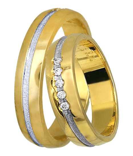 ΒΕΡΕΣ ΟΙΚΟΝΟΜΙΚΕΣ BR0392 Χρυσός 14 Καράτια
