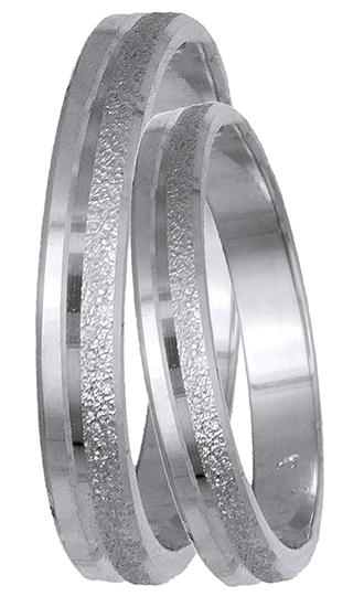 Βέρα γάμου Κ14 BR0439L BR0439L Χρυσός 14 Καράτια