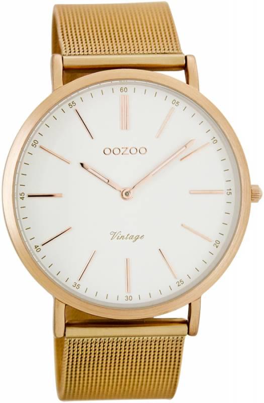 Γυναικείο ρολόι OOZOO bracelet Vintage C7390 C7390 ρολόγια oozoo