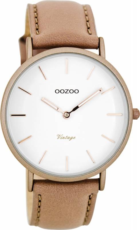 Γυναικείο ρολόι OOZOO vintage rose gold C7738 C7738