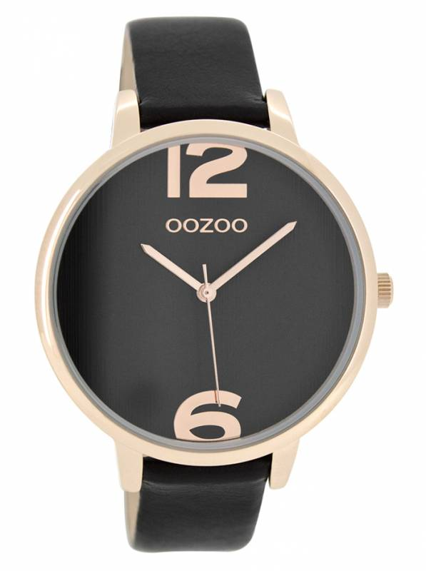 Γυναικείο ρολόι OOZOO Timepieces Leather strap C8344 C8344