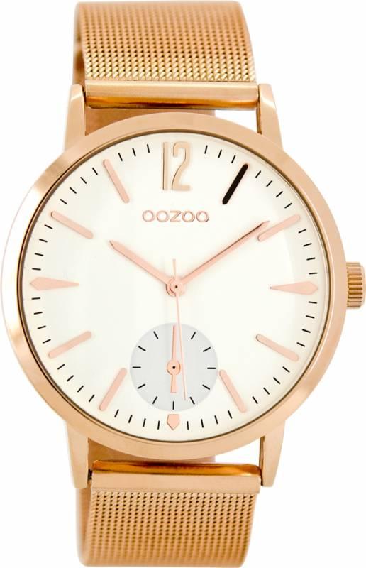 Ρολόι χειρός OOZOO Rose gold bracelet C8613 C8613