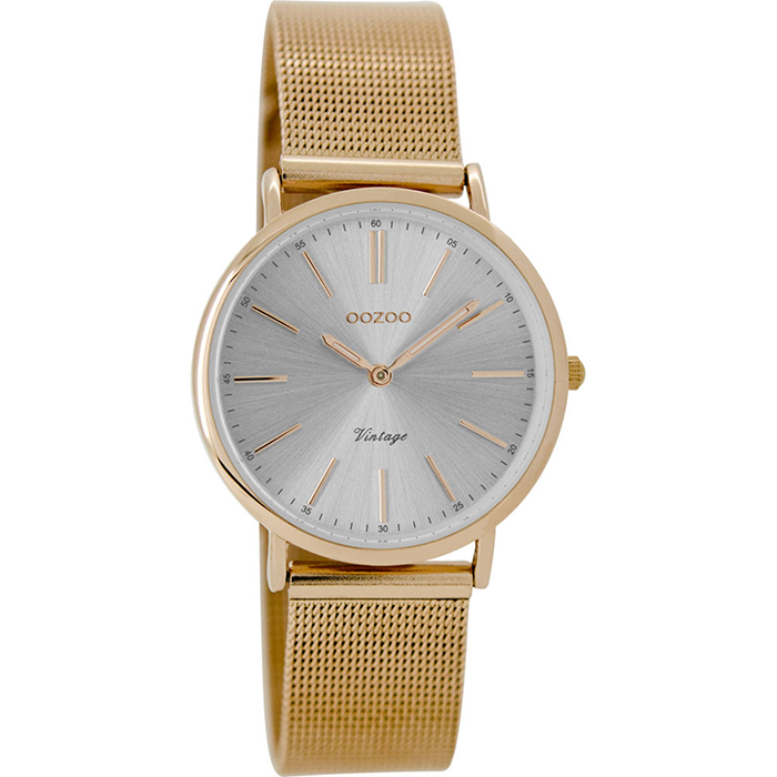 Ρολόι OOZOO bracelet Vintage Rose gold C8828 C8828