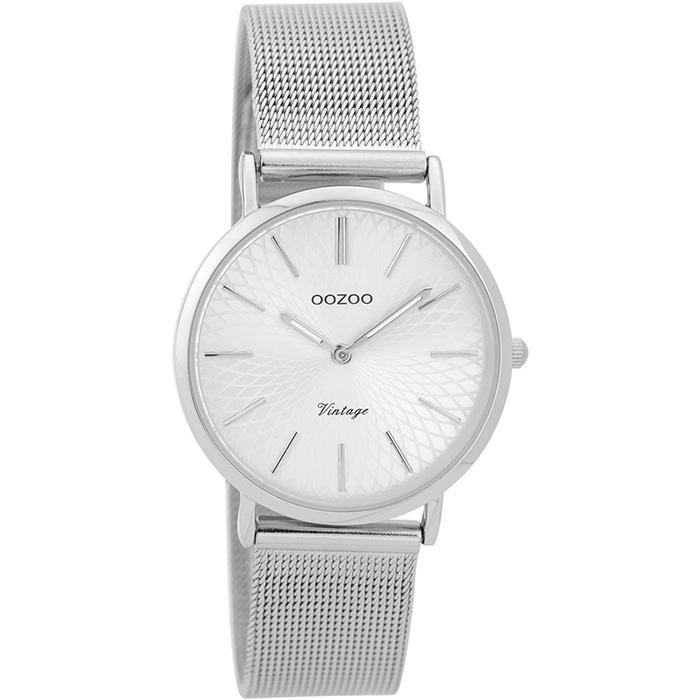 OOZOO ρολόι Silver bracelet Vintage C9342 C9342