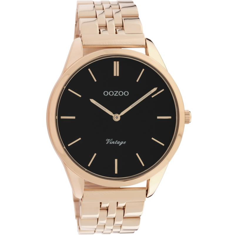 OOZOO Vintage Ladies Rose Gold Bracelet C9989 C9989