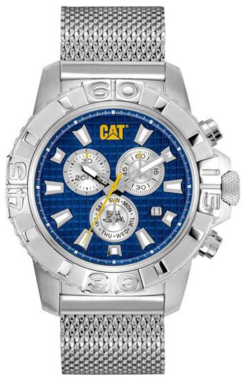 Cat Ανδρικό Ρολόι CA14301622 CA14301622 Ατσάλι
