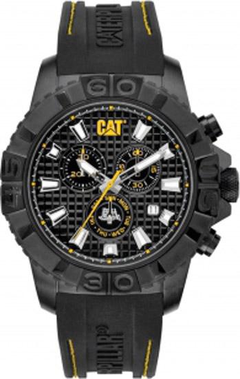 Caterpillar ανδρικό ρολόι CA16327127 CA16327127 Ατσάλι ρολόγια caterpillar
