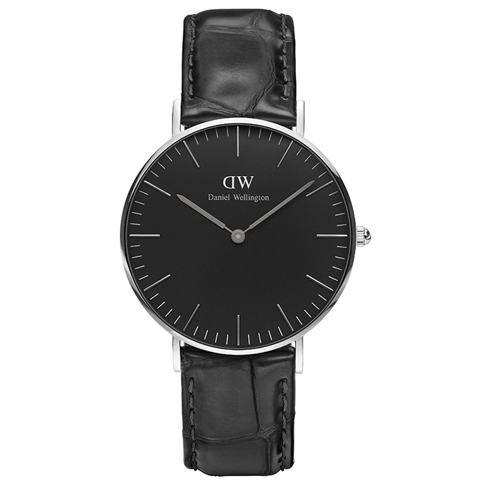 Daniel Wellington Black Edition Classic Reading Silver DW00100147 DW00100147 Ατσάλι
