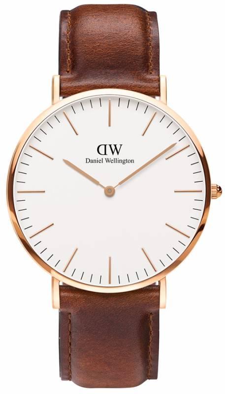 Daniel Wellington ρολόι Classic St Mawes Rose Gold 40 a8d1cef8ce9