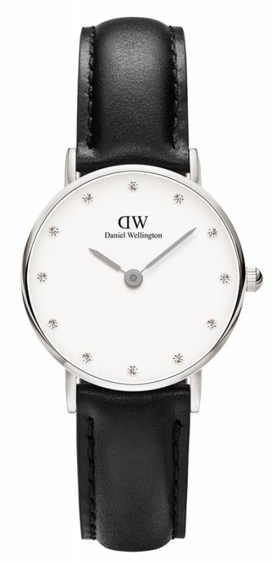 Γυναικείο ρολόι Daniel Wellington Classy Sheffield Silver 26,00mm 0921DW 0921DW Ατσάλι