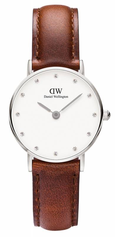 Daniel Wellington ρολόι Classy St Mawes Silver 26,00mm 0920DW 0920DW Ατσάλι
