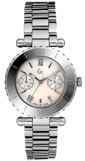 Guess collection γυναικείο ρολόι I20026L1 Ατσάλι