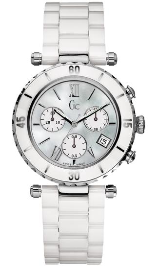 Γυναικείο ρολόι χειρός GC I43001M1S I43001M1S Ατσάλι