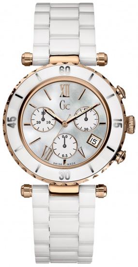 Guess collection γυναικείο ρολόι I47504M1 Ατσάλι
