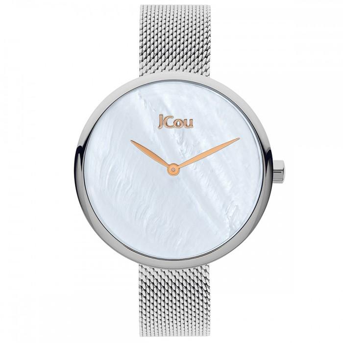 Γυναικείο ρολόι JCOU LUNA με μπρασελέ JU17115-1 JU17115-1 Ατσάλι