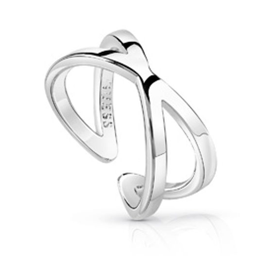 Γυναικείο δαχτυλίδι Guess UBR84004-54 UBR84004-54 Ορείχαλκος