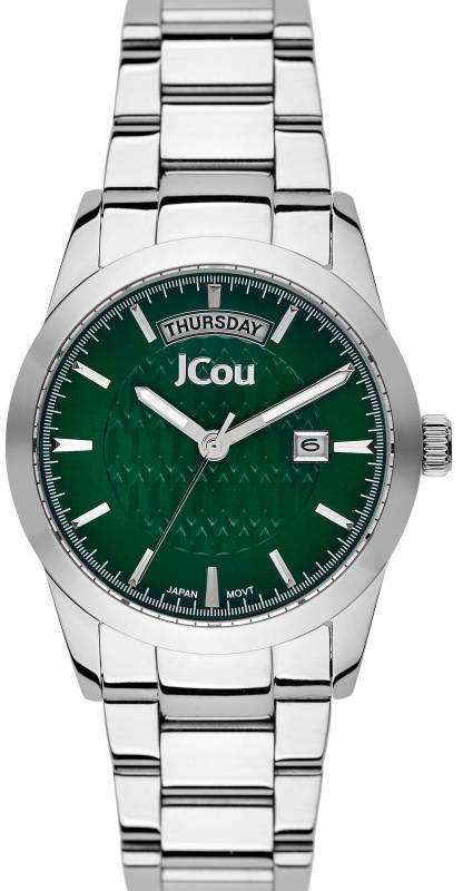 Γυναικείο ρολόι JCou Princess bracelet JU15085-1 JU15085-1 Ατσάλι ρολόγια jcou