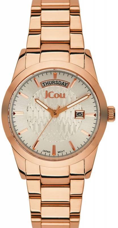 Γυναικείο JCou Princess Rose gold bracelet JU15085-8 JU15085-8 Ατσάλι