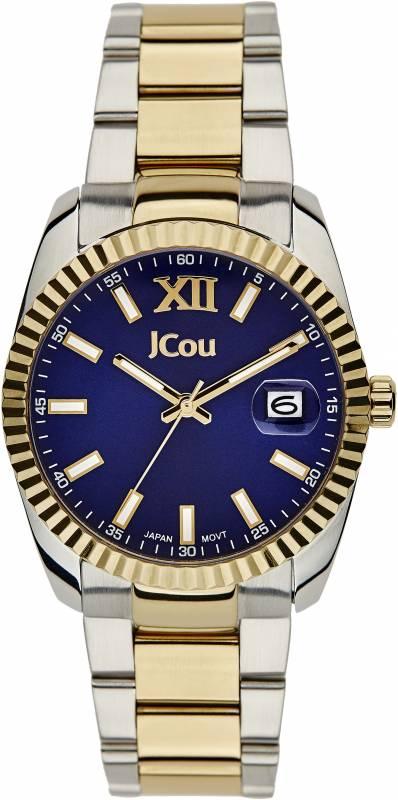 Ρολόι JCou Queen Two Tone Bracelet JU15086-2 JU15086-2