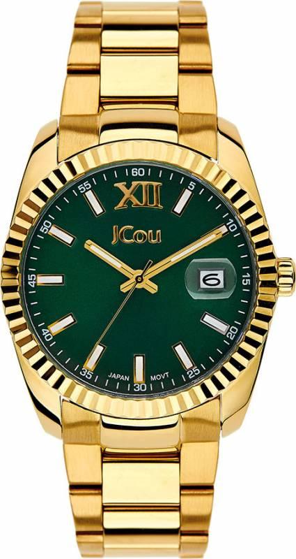 JCou Queen Gold Stainless JU15086-7 JU15086-7