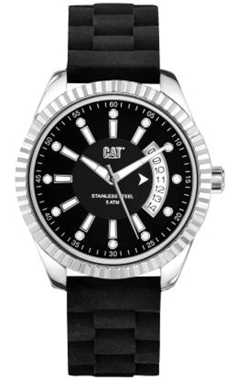 Caterpillar ρολόι γυναικείο L434121121 L434121121 Ατσάλι