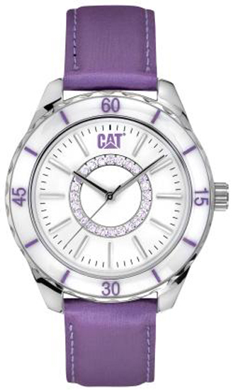 Caterpillar γυναικείο ρολόι L530168228 L530168228 Ατσάλι