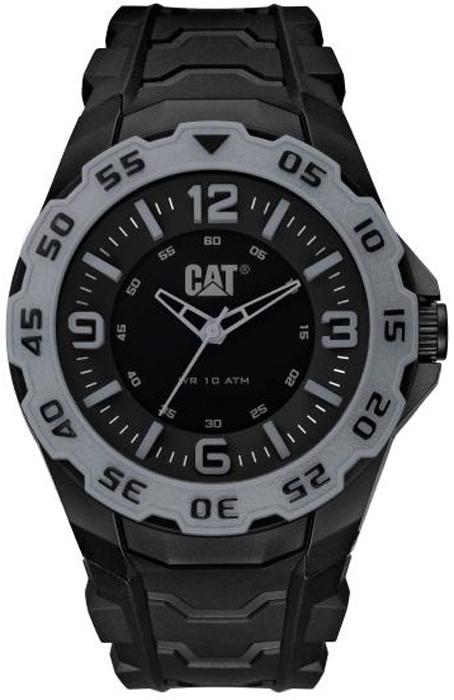 Αντρικό ρολόι χειρός Caterpillar black LB15121135 LB15121135
