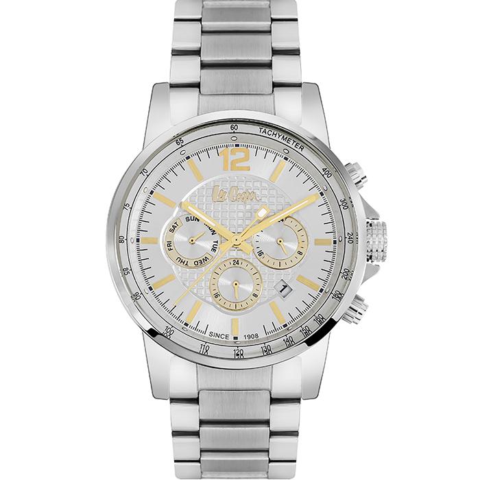 Ρολόι Lee cooper Silver bracelet LC06179.330 LC0619.330 Ατσάλι