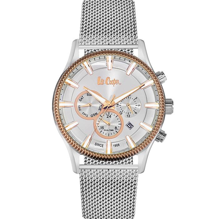 Αντρικό ρολόι Lee cooper Stainless steel Bracelet LC06245.530 LC06245.530 Ατσάλι