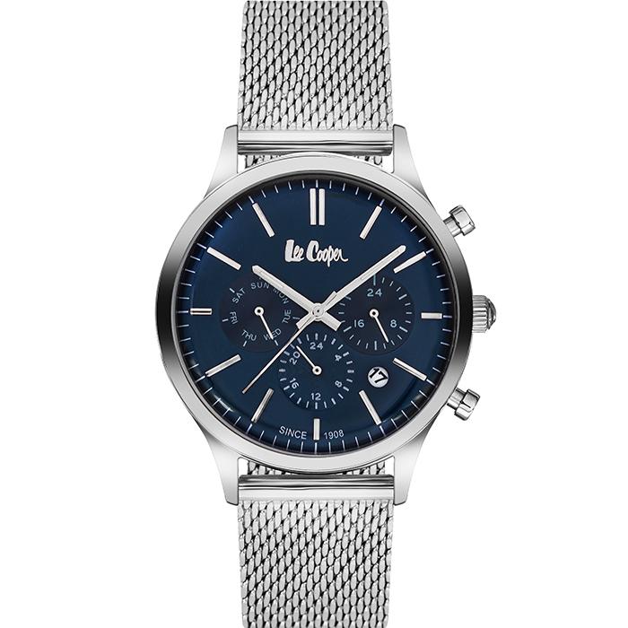 Lee cooper αντρικό ρολόι Stainless steel Bracelet LC06294.390 LC06294.390 Ατσάλι