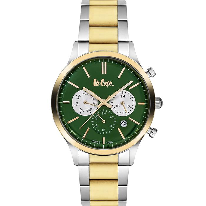 Ρολόι χειρός Lee cooper tow tone bracelet LC06295.270 LC06295.270 Ατσάλι