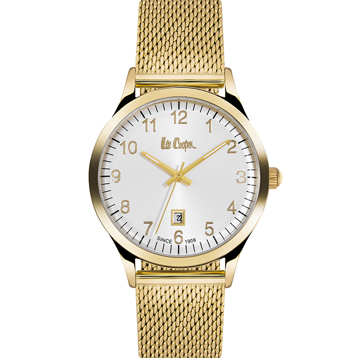 Lee cooper gold stainless steel Bracelet LC06297.130 LC06297.130 Ατσάλι