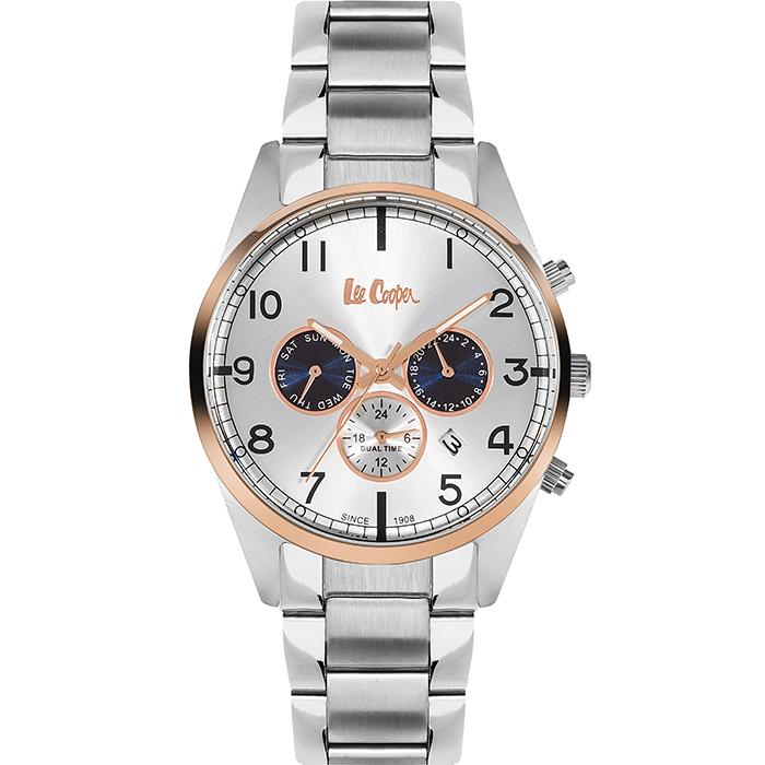 Αντρικό ρολόι Lee cooper Bracelet LC06313.530 LC06313.530 Ατσάλι