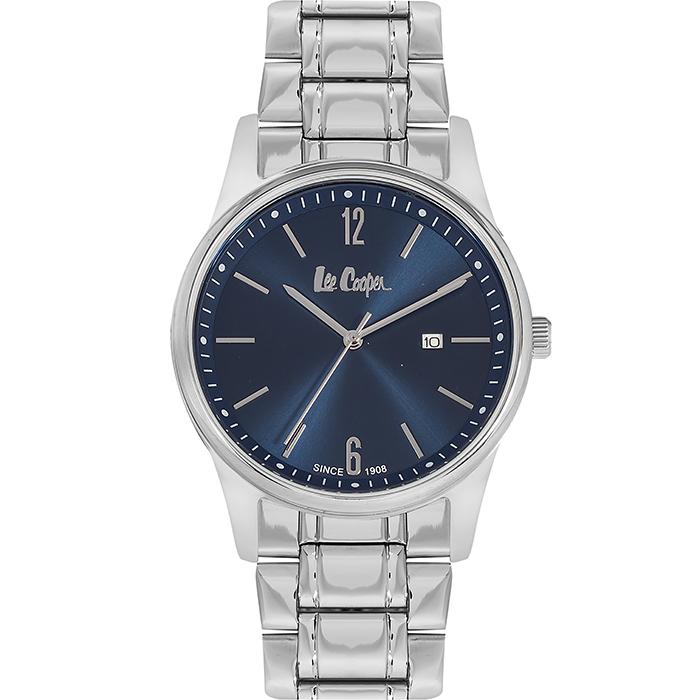 Lee cooper αντρικό ρολόι Bracelet LC6323.390 LC6323.390 Ατσάλι