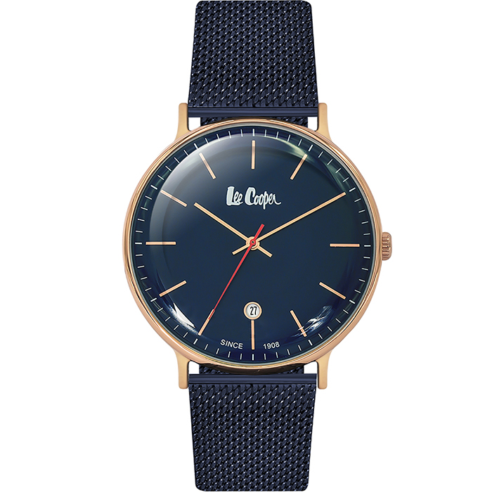 Lee cooper Blue Stainless steel Bracelet LC06382.490 LC06382.490 Ατσάλι