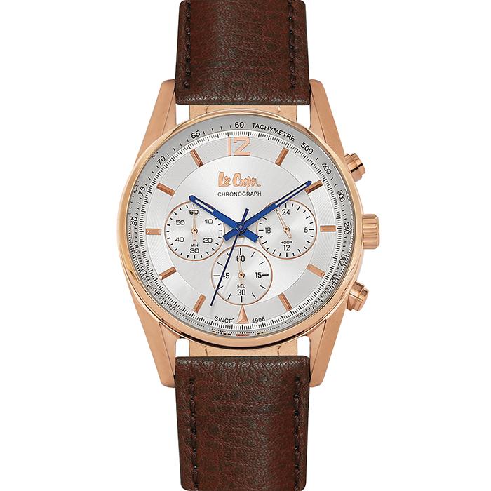 Lee Cooper αντρικό ρολόι Rose gold LC06415.432 LC06415.432