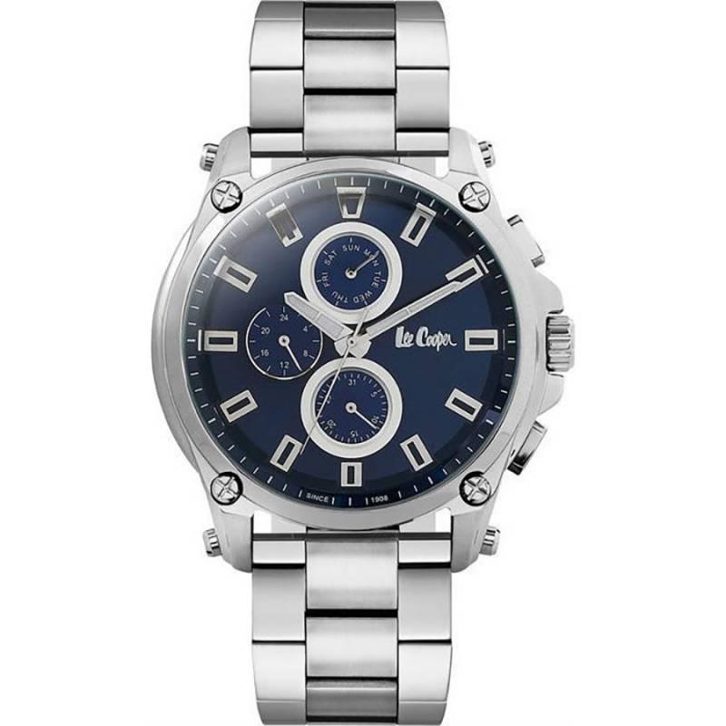 Ρολόι Lee Cooper Quartz Silver Metallic bracelet LC06529.390 LC06529.390