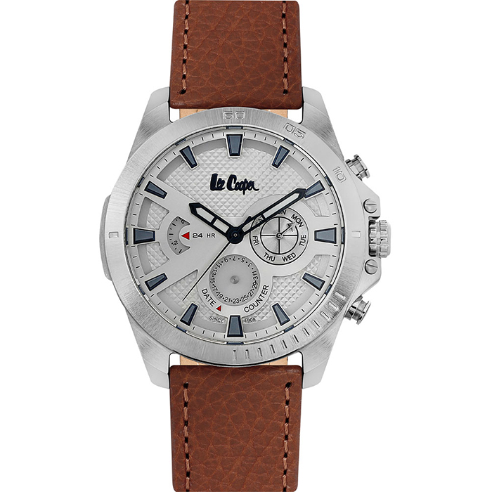 Lee cooper Brown leather strap LC06531.335 LC06531.335