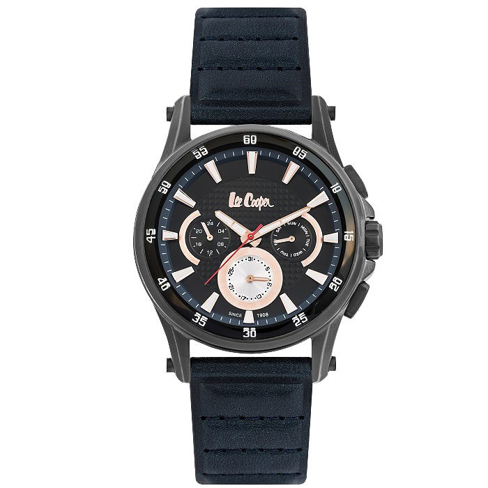 Lee Cooper Quartz Multifunction Timepiece LC06540.659 LC06540.659