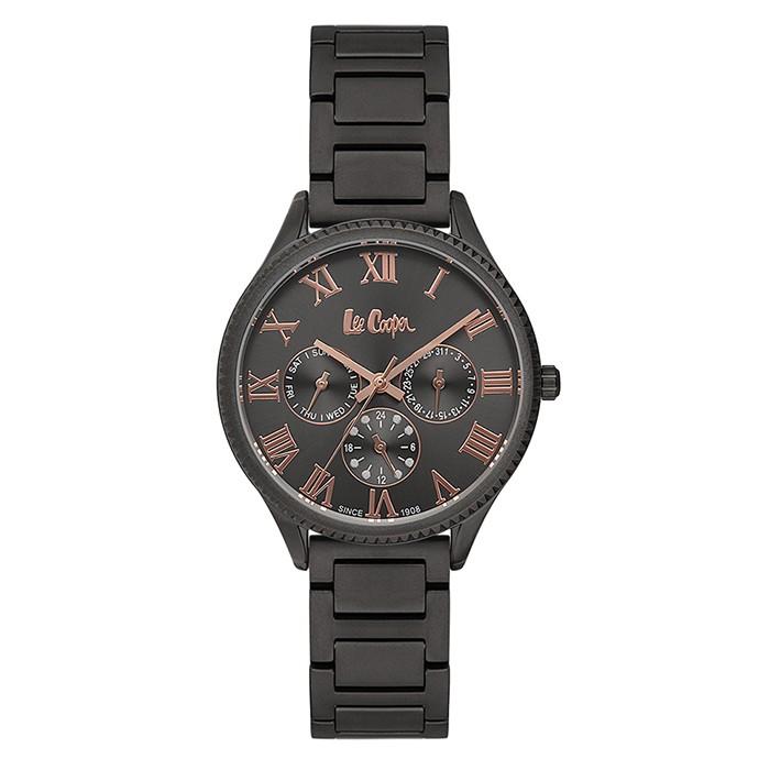 Γυναικείο ρολόι χειρός Lee Cooper black LC06741.060C LC06741.060C Ατσάλι