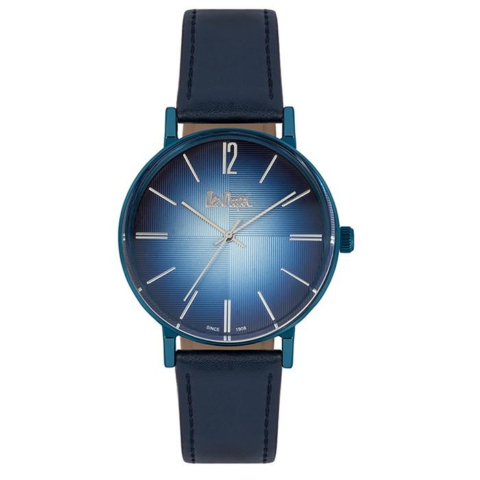 Ανδρικό ρολόι Lee Cooper leather strap LC06828.999 LC06828.999 Ατσάλι