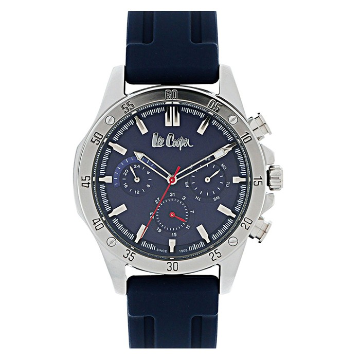 Blue Silver ρολόι Lee Cooper LC06838.399 LC06838.399
