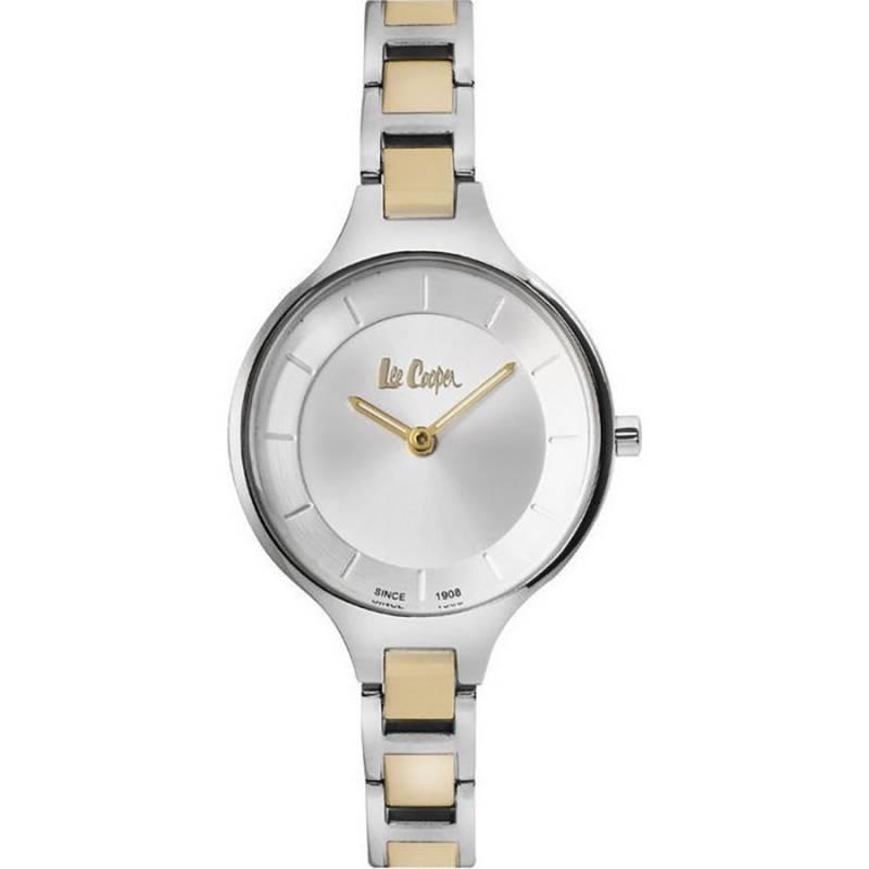 Δίχρωμο γυναικείο ρολόι Lee Cooper LC06866.331 LC06866.331 Ατσάλι