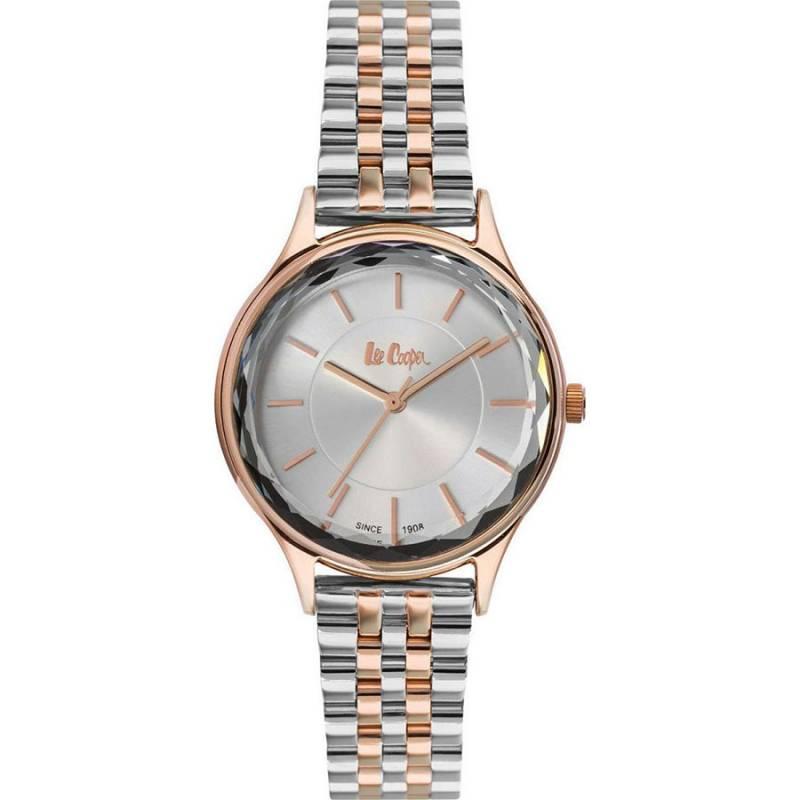 Γυναικείο ρολόι Lee Cooper με μπρασελέ LC06892.430 LC06892.430 Ατσάλι