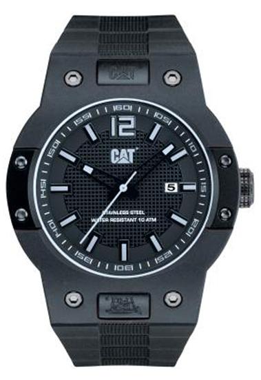 Ρολόι Caterpillar Αντρικό N516121121 N516121121 Ατσάλι