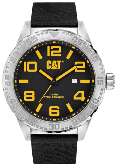 Ανδρικό Ρολόι Caterpillar NH14134137 NH14134137 Ατσάλι ρολόγια caterpillar