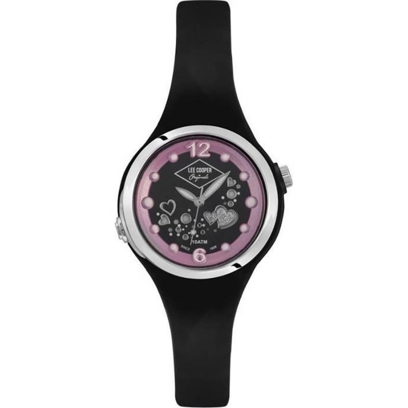 Παιδικό ρολόι Lee Cooper με καουτσούκ λουράκι ORG05200.351 ORG05200.351