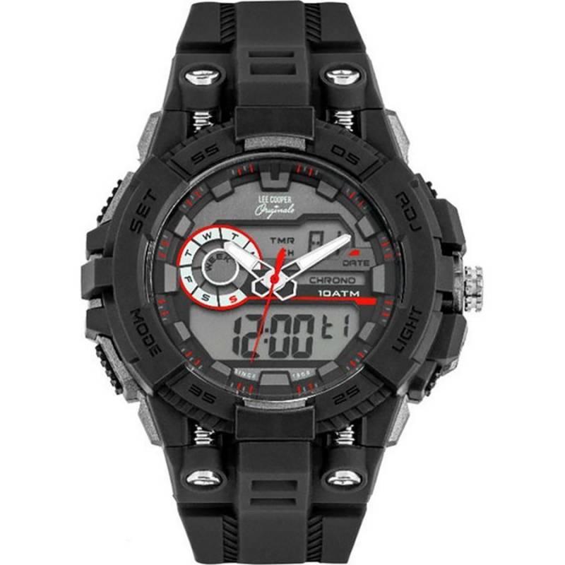 Digital Lee Cooper αντρικό ρολόι ORG05407.621 ORG05407.621