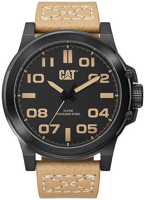 Caterpillar αντρικό ρολόι Chicago 3HD PS16135133 PS16135133 Ατσάλι